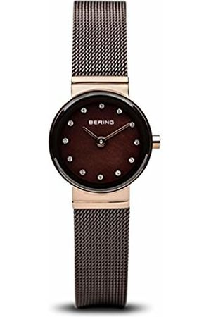 Bering Time Classic Women's Quartz Watch with Stainless Steel Strap –