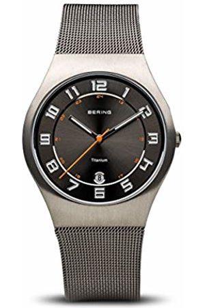 Bering Mens Clock 11937-007