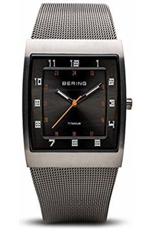 Bering Mens Clock 11233-077