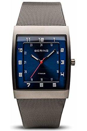 Bering Mens Clock 11233-078
