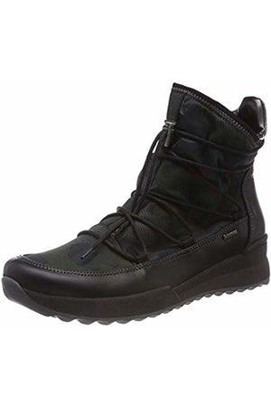 Romika Women's Victoria 19 Ankle Boots, (Oliv-Kombi 631)