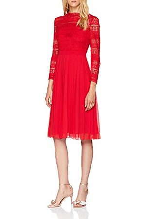 Chi Chi London Women's Bayley Party Dress ( RE) (Manufacturer Size:12)