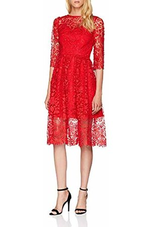 Chi Chi London Women's Pinar Party Dress ( RE) (Manufacturer Size:10)