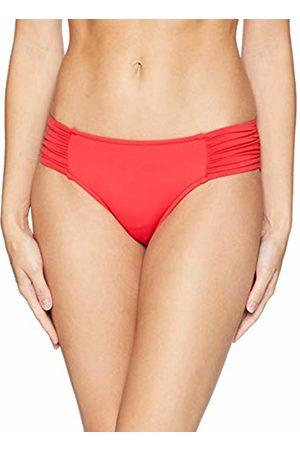 Seafolly Women's Ruched Side Retro Bikini Bottoms