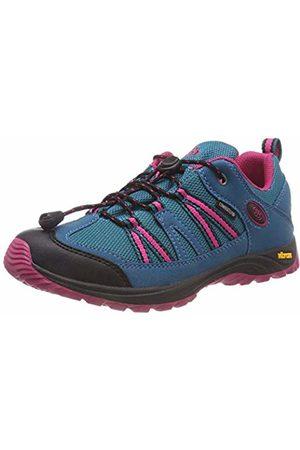 Bruetting Girls' Ohio Low Rise Hiking Shoes, Tuerkis/