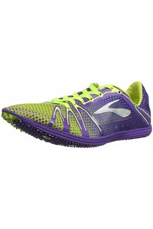 Brooks Shoes - Unisex-Adult The Wire 3 Track and Field Shoes 1000221D575 Royal /Nightlife/ 10 UK, 45 EU