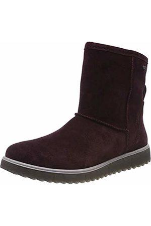 Superfit Girls' LORA Snow Boots, (Rot 50)