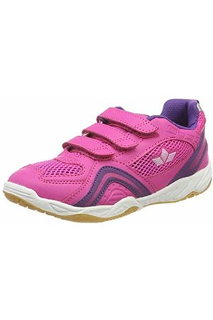 LICO Girls' Enjoy V Multisport Indoor Shoes, /Lila