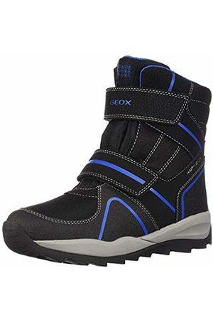 Geox Boys' J Orizont ABX B Snow Boots