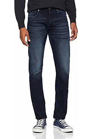 Replay Men's Grover Straight Jeans (Dark Denim 7)