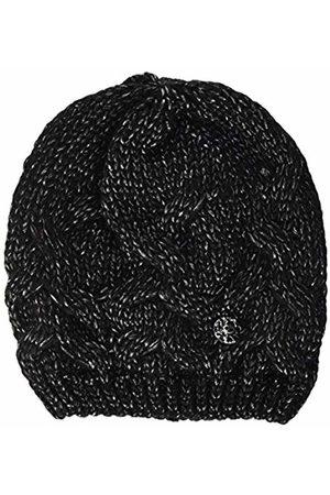 maximo Girls' 83573-868600, Beanie Hat (Schwarz 46)