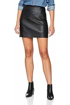 warehouse Women Skirts - Women's PU Pelmet Skirt ( 77) (Manufacturer Size:10)