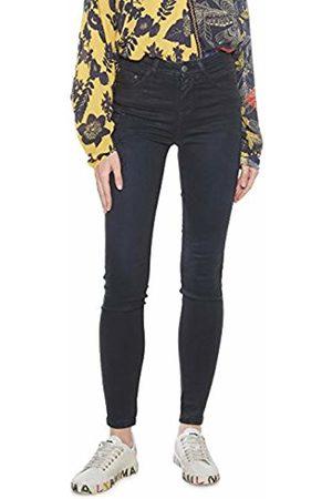 Desigual Women's Denim_Yasmine Skinny Jeans