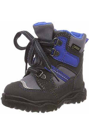 Superfit Boys' HUSKY1 Snow Boots, (Grau/Blau 20)