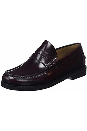 Fluchos Men's Stamford Loafers, (Florentick Burdeos)