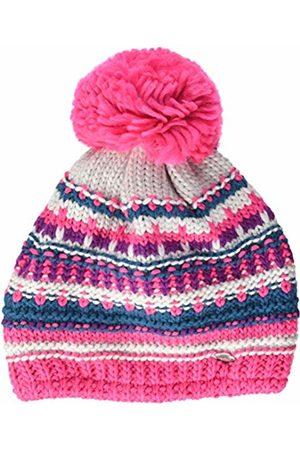 maximo Girls' 73574-248700, Mütze, Struktur, Pompon Hat