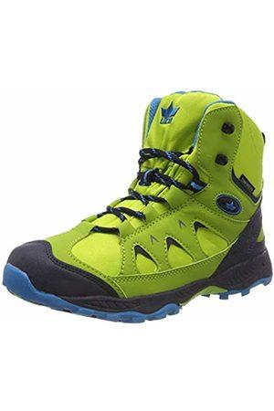 LICO Unisex Kids' Cascade Snow Boots, Lemon/Marine/Petrol