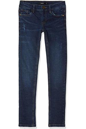 Name it Boy's Nlmpilou Dnmtandence 3089 Pant Noos Jeans Dark Denim