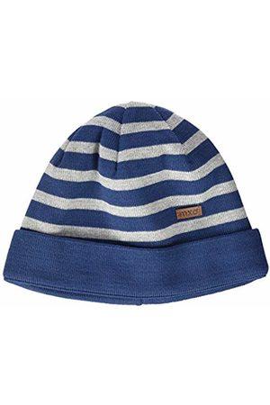 maximo Boys' 83571-135100, Mütze mit Umschlag, Blockringel Hat