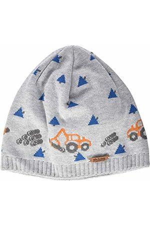 maximo Boys' 83571-356100, Mütze, randlos, Baustelle Hat