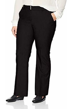 Simply Be Women's New PVL Bootcut Trousers