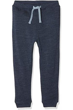Name it Baby Boys' Nmmwesso Wool SWE Pant W/o Embr Noos Trouser (Dress Blues)