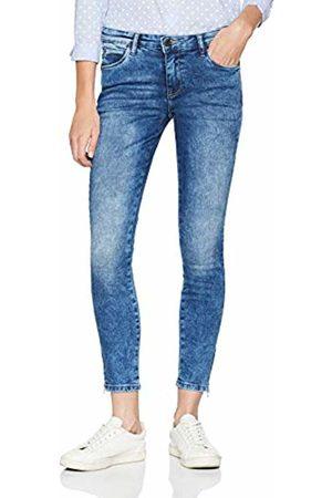 Noisy May Women's Nmkimmy Nw Ankle Zip Jeans Az005mb Noos Skinny Medium Denim