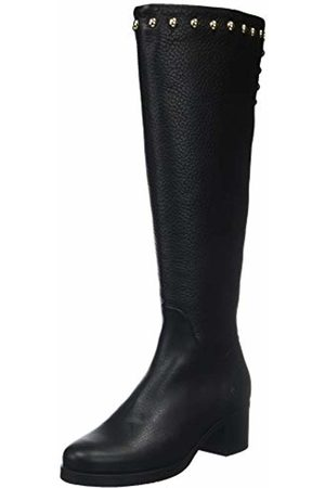 Tommy Hilfiger Women's Round Stud Long Boot High ( 990)