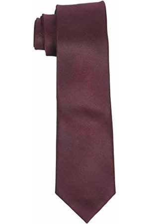 Selected HOMME Men's Slhnew Plain Tie 7cm Noos B Neck, Rum Raisin