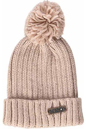 maximo Girls' 83573-861000, Mütze, Umschlag, Pompon Hat