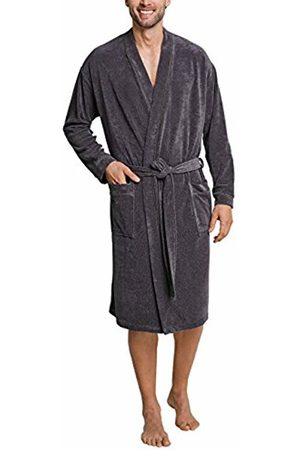 Schiesser Men's Reisemantel Dressing Gown