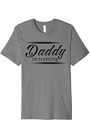 Daddy In Training Shirt Daddy In Training T-shirt Dad-To-Be Tee