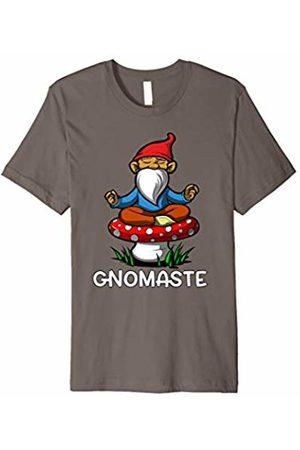 Gnome Buddha Yoga Shirts Gnome Buddha Yoga Meditation Namaste Spiritual Zen T-Shirt