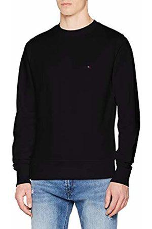 Tommy Hilfiger Men's Cotton Sweatshirt Jumper (Jet 083)