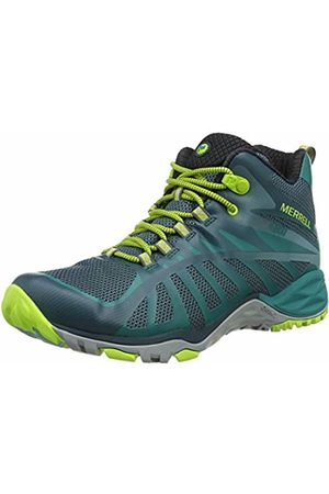 Merrell Women's Siren Edge Q2 Mid Wp High Rise Hiking Boots, Jungle