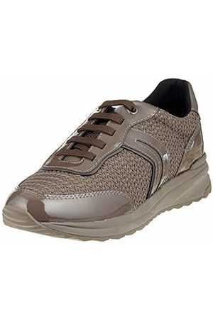 Geox Women's D Airell A Low-Top Sneakers