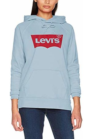 Levi's Women's Graphic Sport Jumper (Housemark Hoodie Solace 0018)