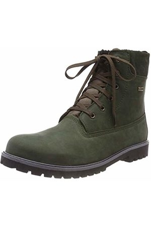 Däumling Unisex Adults' Ankle Boots Green Size: 8 UK