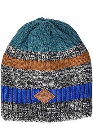 maximo Boys' 83573-867100, Beanie, Streifen Hat