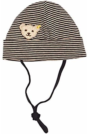 Steiff Baby Boys' Mütze Hat (Marine|