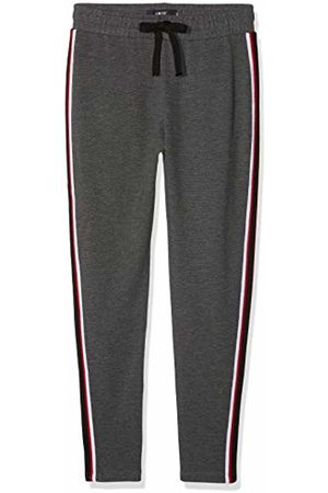 Name it Boy's Nlmroman Reg Slim Sweat Pant Noos Trouser Dark Melange