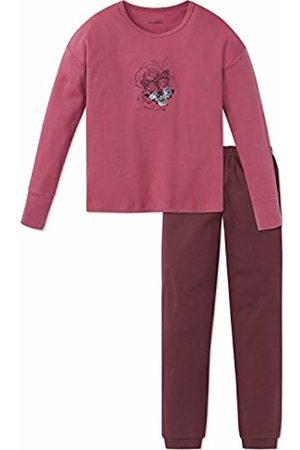 Schiesser Girl's Rebel Mädchen Anzug Lang Pyjama Sets