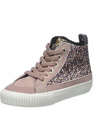 victoria Unisex Kids' Bota Glitter Cremallera Slouch Boots