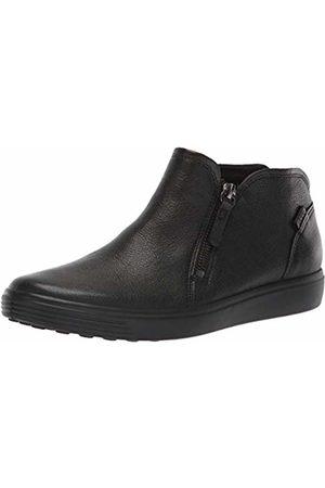 Ecco Women's Soft 7 Ladies Ankle Boots ( 1001)