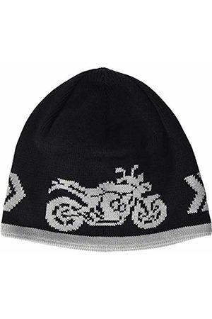 maximo Boys' 83578-207300, Mütze, randlos, Motorrad Hat