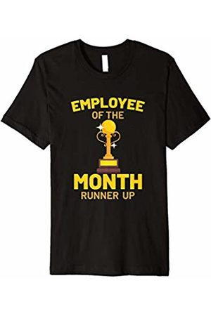 UAB KIDKIS Employee of the Month Runner Up Funny Trophy Gift T Shirt