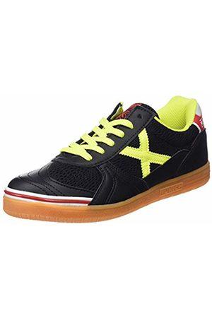 Munich Unisex Adults' G-3 Indoor Fitness Shoes, (Negro/Amarillo 874)