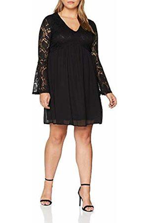 Mela Women's Lace Contrast Dress (Manufacturer Size: 26)