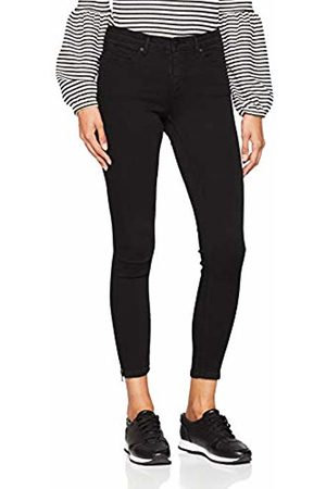Noisy May Women's Nmkimmy Nw Ankle Zip Jeans Noos Skinny