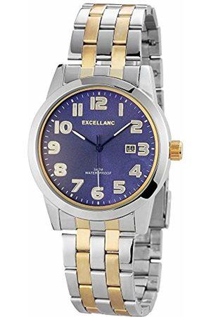 Excellanc Men's Quartz Watch SI.WK.S.S.11 280913000004 with Metal Strap